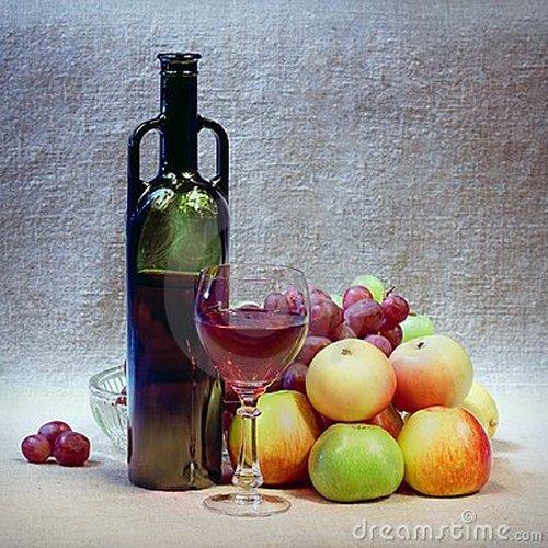 Вино из яблок простой рецепт в домашних условиях